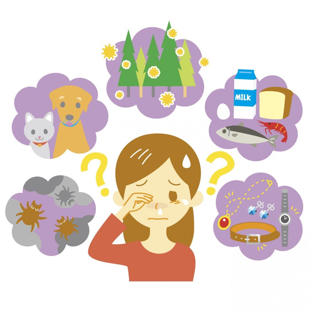 alergeny - rinozine